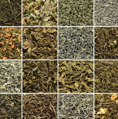 Loose Green Tea, Loose Leaf Tea 17+ Types! Top Quality, Weight Loss Antioxidant