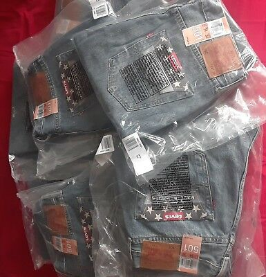 NWT Levi's® Made In The USA 501® Original Fit Jeans (Regular-$98)