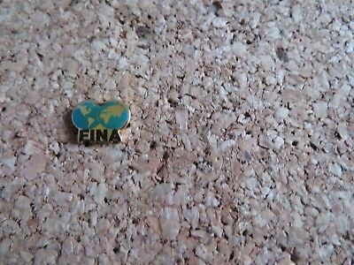 Pin´s - Fina Federation Internationale De Natation