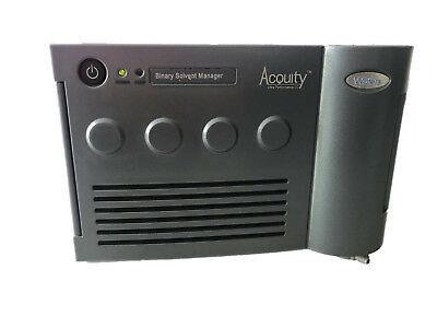 Waters ACQUITY UPLC Binary Solvent Manager w/ 90 Days Warranty