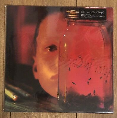 Alice In Chains - Jar Of Flies / SAP Ltd Edition 180G Audiophile 2 LP Vinyl New