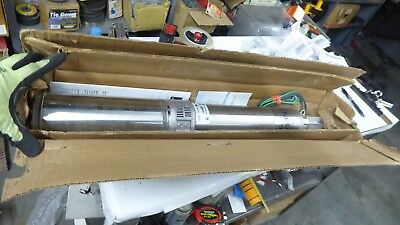 "4"" Franklin Electric Schaefer 10SRD05S4-2W230 Submersible Stainless Steel Pump"