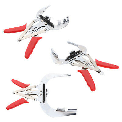 Heavy Duty Piston Ring Plier Adjustable Piston Rremoval Tool for Vehicle Car