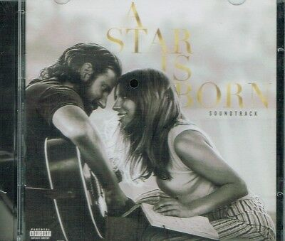 A Star Is Born Original Soundtrack Lady Gaga CD New Free Shipping