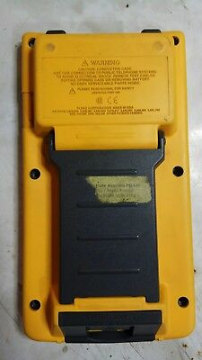 Fluke DSP-4100 Rear Cover Cable Analyzer