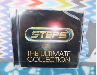 "Steps/Best of New Sealed Freepost ""Ultimate Collection"" CD Tragedy/Dancing Queen"