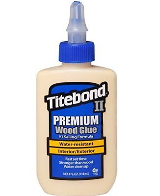 Franklin International 5002 Titebond-2 Glue, 4-Ounce