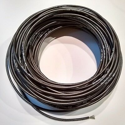 Allied 18 AWG gauge Stranded Tinned Copper Wire, MTW, Hook-up, PVC,Black or Blue