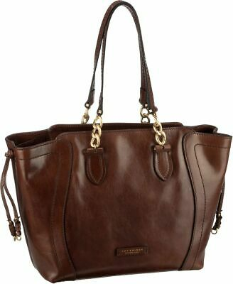 The Bridge Argentario Shopper 3149 Shopper Leder Notebooktasche Damentasche