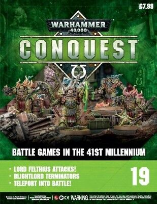 Warhammer Conquest Issue 19 - Lord Felthius and Tainted Cohort
