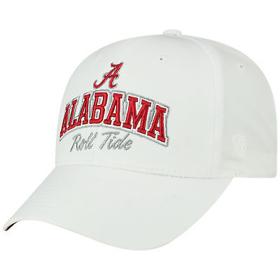 new products 1b891 a19e9 Alabama Crimson Tide Official NCAA Adjustable Advisory Hat Cap Top of the  World