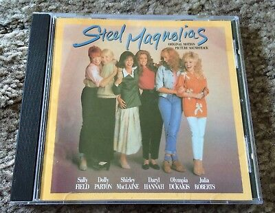 STEEL MAGNOLIAS Georges Delerue PRISTINE CD (1989) RARE out of print