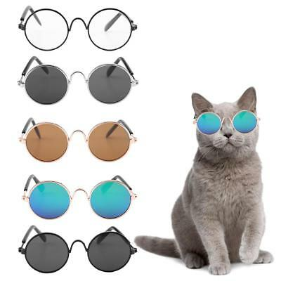 Fashion Cool Pet Glasses Sunglasses Protect Eyes For Dog Cat Puppy Photos Props