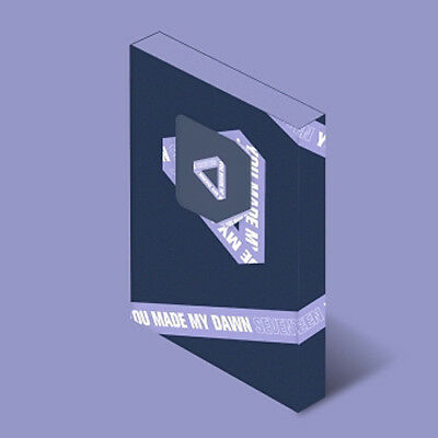 SEVENTEEN [YOU MADE MY DAWN] 6th Mini Album KIHNO BEFORE Ver KIT+29p Card+Manual