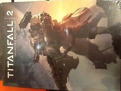 TITANFALL 2 Collectors Edition Guide (Hardcover)