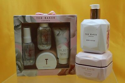 TED BAKER BUNDLE WITH BOXED GIFT SET and TWO INDIVIDUAL ITEMS  #RECA2SG