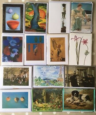 84 greeting cards job lot #51