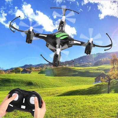 New JJRC H8 Mini 2.4G 4CH 6 Axis RTF RC Quadcopter CF Mode + Remote LKR8