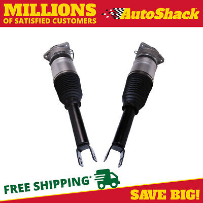 New Rear Pair of Left & Right Air Struts fits 2003-2012 Bentley Continental