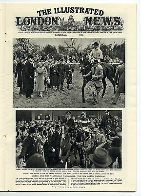 1956 ILLUSTRATED LONDON NEWS Makarios Seychelles DOLPHINS Devon Loch Horse (6906