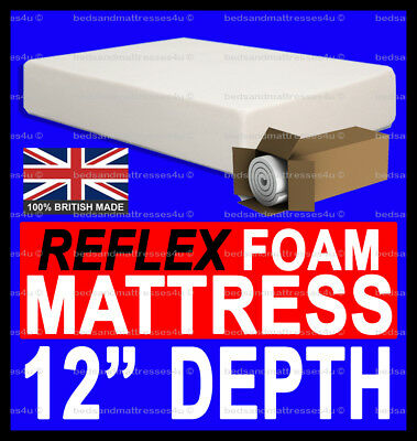 Ortho Foam Orthopaedic Matress Mattress Double 4Ft6 5Ft King Size