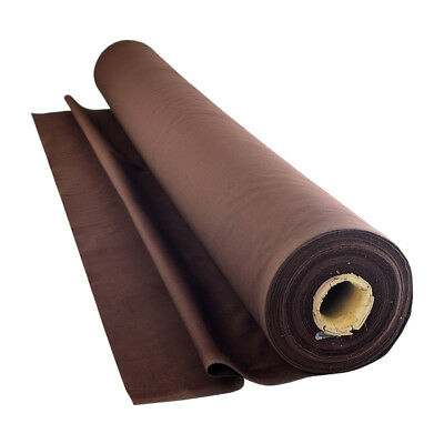 """Brown cotton upholstery lining platform bottom base cloth 54"""" wide 1-100mtrs"""