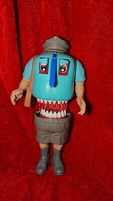The Real Ghostbusters Kenner Mail Fraud Postbote