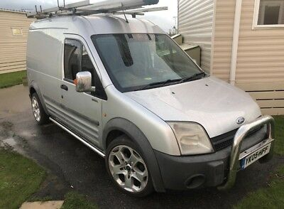 2005 FORD TRANSIT CONNECT 1.8TDCi CREWCAB 5 SEATER ALLOY WHEELS CENTRAL LOCKING