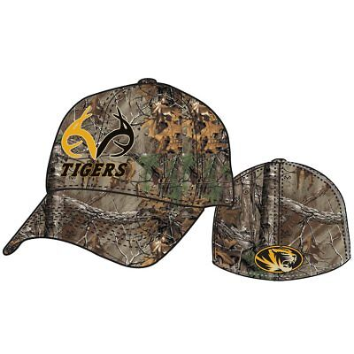 b42758ea0bb9f Missouri Tigers Official NCAA One Fit RTX Brand 3 Hat by Top of the World  598974
