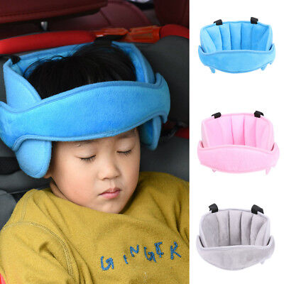 Baby Child Safety Car Seat Sleep Nap Aid Head Support Holder Protector Belt Kids