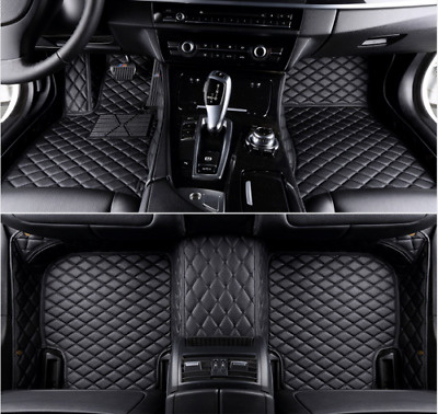 Car floor mat For Mercedes-Benz CLS(C219) AMG 2006~2009 Easy to clean odorless