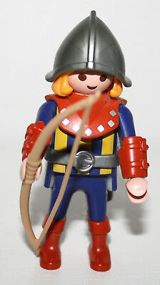 Playmobil - Chevalier Chateau Arc / Empire Castle Knight Bow - 3268 3314 4133