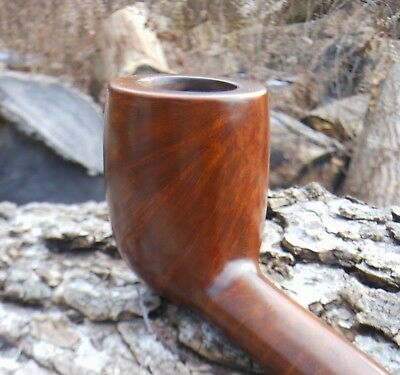 "Barlings Make ""ye Olde Wood"" Exel - English Estate Pipe"