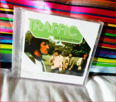 "Traffic/Best Of: New Freepost ""The Collection"" CD Hole in my Shoe Mulberry Bush"