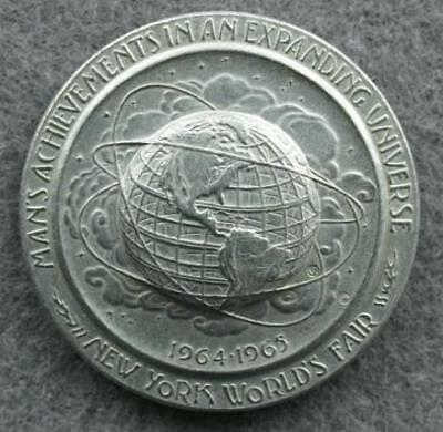 Official Souvenir Medal New York World's Fair  1964~1965