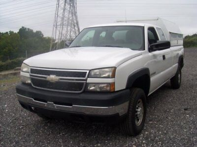 2006 Chevrolet C/K Pickup 2500 GRAY