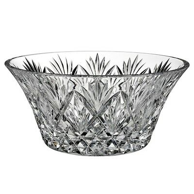 Waterford Cassidy 25cm Bowl. Waterford Crystal. Free Shipping