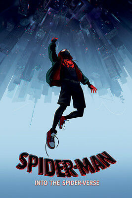 Spider-Man Into The Spider-Verse (Fall)  Maxi Poster PP34417 size 91.5 x 61cm