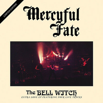 MERCYFUL FATE - The Bell Witch (CD, Original 1994 Metal Blade 6 Track EP)