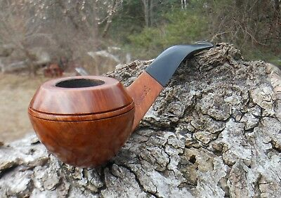 Iwan Ries & Co. Genod Bulldog - Briar Estate Pipe
