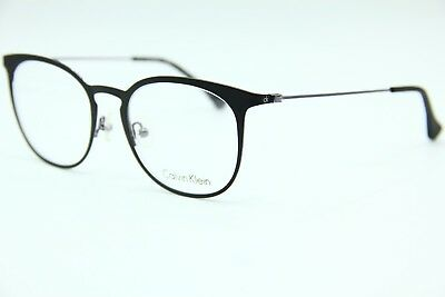 1b90b80ef2c New Calvin Klein Ck5430 001 Black Authentic Eyeglasses Ck 5430 Frame 50-19