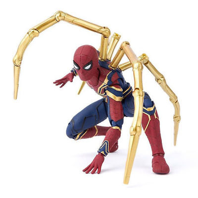 Marvel Legends Spider-Man Homecoming Spiderman Model Kid Gift Toy Action Figure