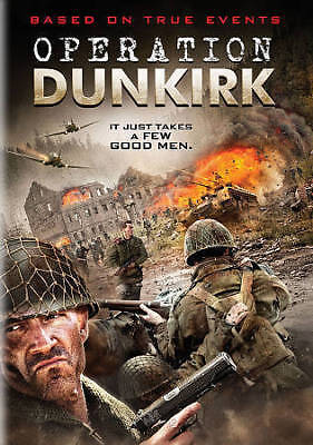 Operation Dunkirk [New DVD] Widescreen - FREE SHIPPING