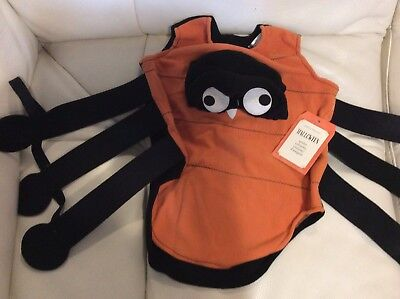Pottery Barn Kids Puffy Spider Halloween Costume 12-24 mo NWT Soft