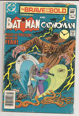 The Brave and the Bold #197 (1983) Batman Catwoman Married