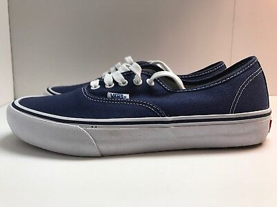 28605021a7e521 Vans Authentic Pro 50th Anniversary Edition Dogtown Z-Boys  74 Navy Mens 9.5