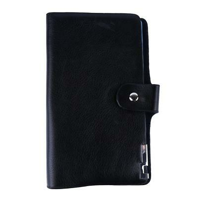 Men's Slim ID Credit Card Holder Pocket Case Purse Cards Wallet PU Leather FW