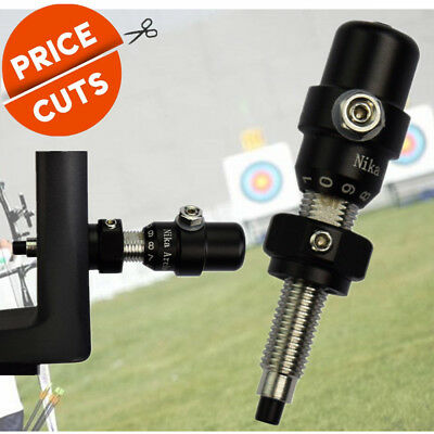 1Pc Cushion Plunger Sight for Recurve Bow Shooting Screw On Archery Arrow Rest