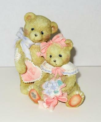 Cherished Teddies WILL YOU BE MINE? Figurine from 1993