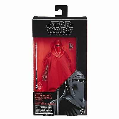 Brand New Star Wars: Episode VI The Black Series Imperial Royal Guard, 6-inch